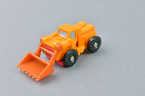 Transformers G1 Micromaster groundpounder complet vintage