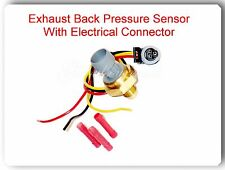 Pressure Feedback Sensor W/ Connector Fits: Ford  SUPER DUTY F250 F350 F450 F550