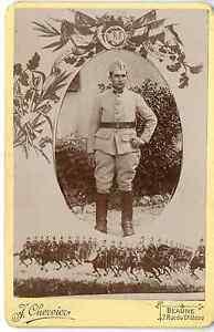 Chasseur-alpin-Vintage-silver-print-Tirage-argentique-11x16-Circa-19