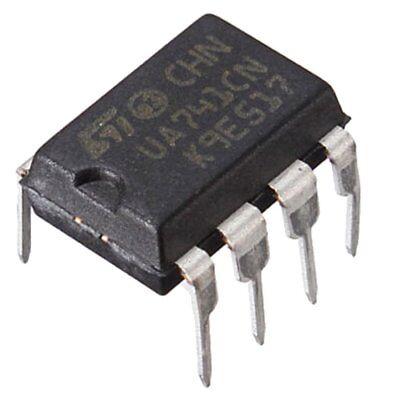 10PCS JFET amplificateur opérationnel IC TI DIP-8 LF353P