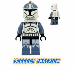 LEGO-Minifigure-Star-Wars-Wolfpack-Clone-Trooper-sw331-Minifig-FREE-POST