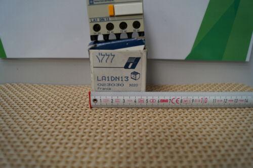 unbenutzt Telemecanique LA1DN13