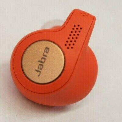 Jabra Elite Active 65t True Wireless In Ear Headphones Copper Red Right Side Ebay