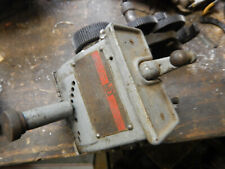 Vintage South Bend 9 Metal Lathe 82 R Quick Change Gearbox Assembly