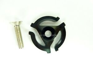 """New GT Stem Top Cap 1-1//8/"""" With The Screw Bolt GREEN"""