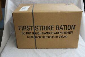 FIRST STRIKE RATION MRE CASE 03/22