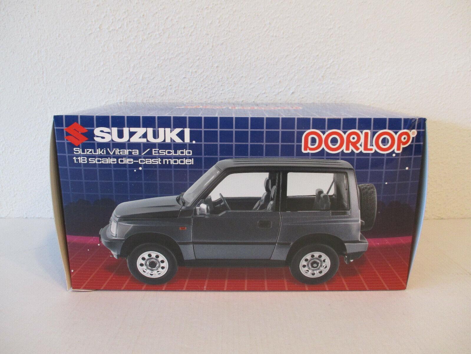 (gokr) 1 18 dorlop Suzuki Vitara Escudo nuevo embalaje original