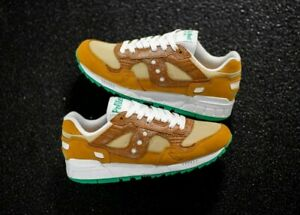 men's SAUCONY SHADOW 5000 running shoes athletic sneakers size US 8.5