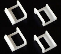 Jobo 07083 White Retaining Clips (set Of 4)