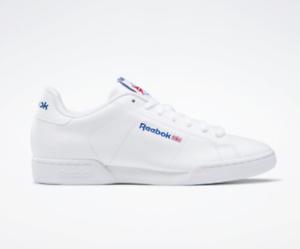Esperar filósofo Rubicundo  Reebok ] NPC II 1354 White All Size Authentic Leather Men's Tennis Shoes |  eBay