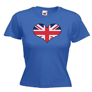 I Love Heart Jack Ladies T-Shirt