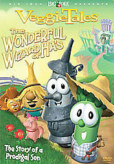 VeggieTales-The-Wonderful-Wizard-of-Has-DVD-NEW