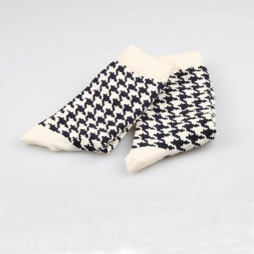 Designer Stripes Spring Fashion Womens Long Men Casual Socks Stripe Cotton