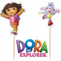 Dora & Boots Fun Pix 24 Ct From Wilton 6301 -