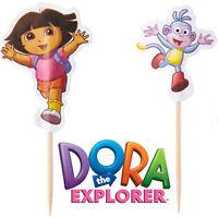 Dora & Boots Fun Pix 24 Ct From Wilton 6301 -