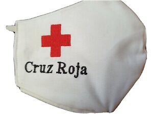 Mascarillas-blanca-bordada-Cruz-Roja