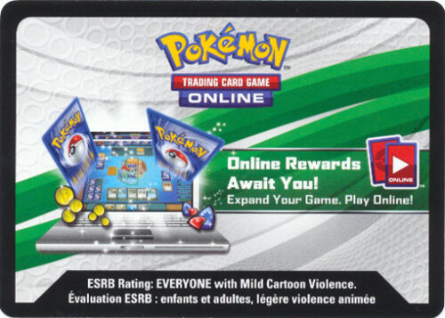 Pokemon Mythical Pokemon Collection Mew Online Code Card