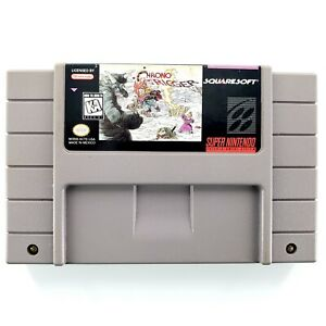 Chrono-Trigger-Super-Nintendo-Entertainment-System-1995-Authentic-Tested