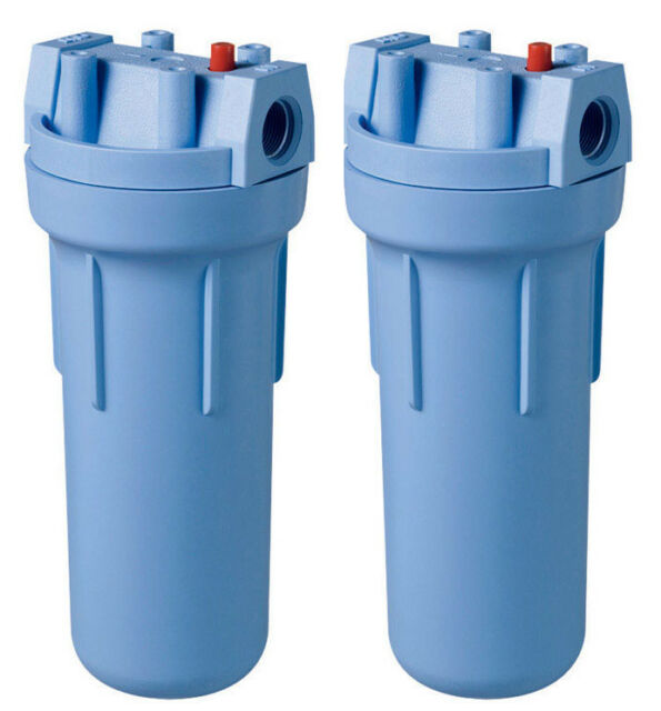 """Culligan Whole House Water Filter Housing 3//4/"""" HF-150A  NEW!"""
