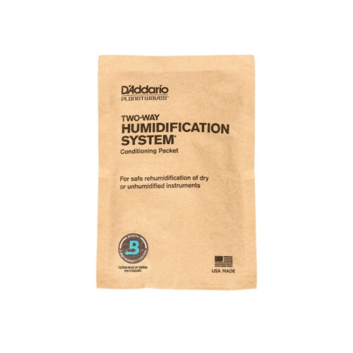 D'Addario PW-HPK-03 Planet Waves Humidipak Restore  Automatic Humidity Condition