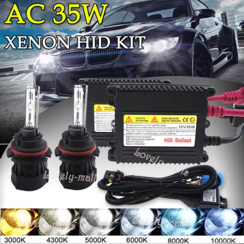 HIDSystem Xenon Slim HID Kit Grp F H11 6000k Low Beam