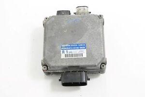 Details about LEXUS IS 220d 2006 RHD POWER STEERING CONTROL MODULE ECU  89650-53010