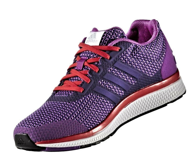 Schuhe Damenschuhe Violet Viola Adidas Sneakers Woman Violet Damenschuhe Lightster Bounce W a657ee