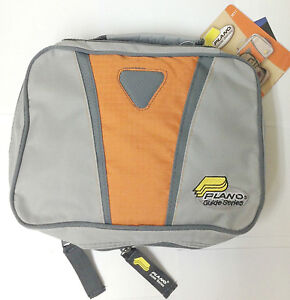 Plano Guide Series Fishing Worm Wrap Binder Carry Bag 4611