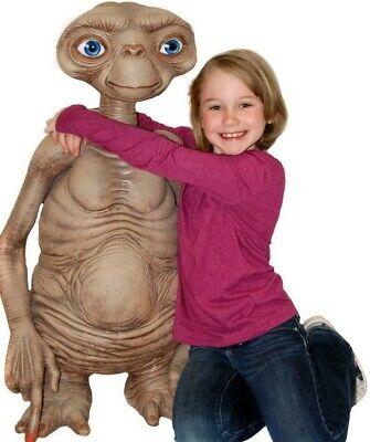 """E.T L/'extraterrestre Prop Replica 12"""" Foam Figure Statue 30cm 1982 Movie NECA"""