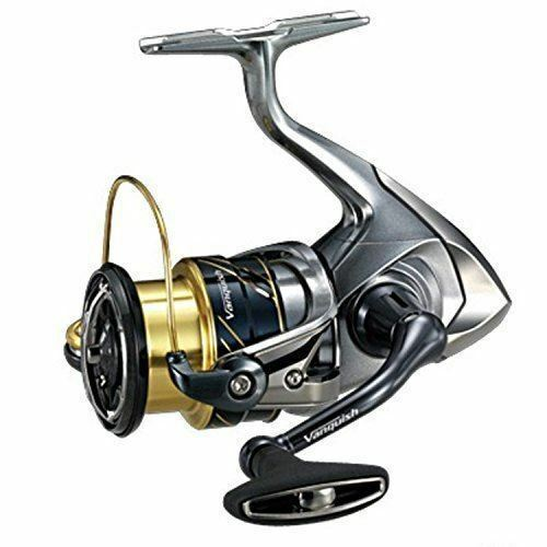 New Shimano 16 VANQUISH 3000HGM Spininng Reel Salt Water Fishing from Japan