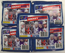 2010-11 Panini Hockey - Lot of 50 Factory Sealed Sticker Packs - Box Worth