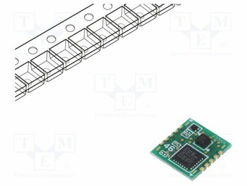 Sensor 30÷70°C; 2.1÷5.5VDC vibration; 3-axis accelerometer; 1 pcs