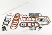 Turbo Th350 Transmission Rebuild Kit Alto Red Eagle High Performance With Filter