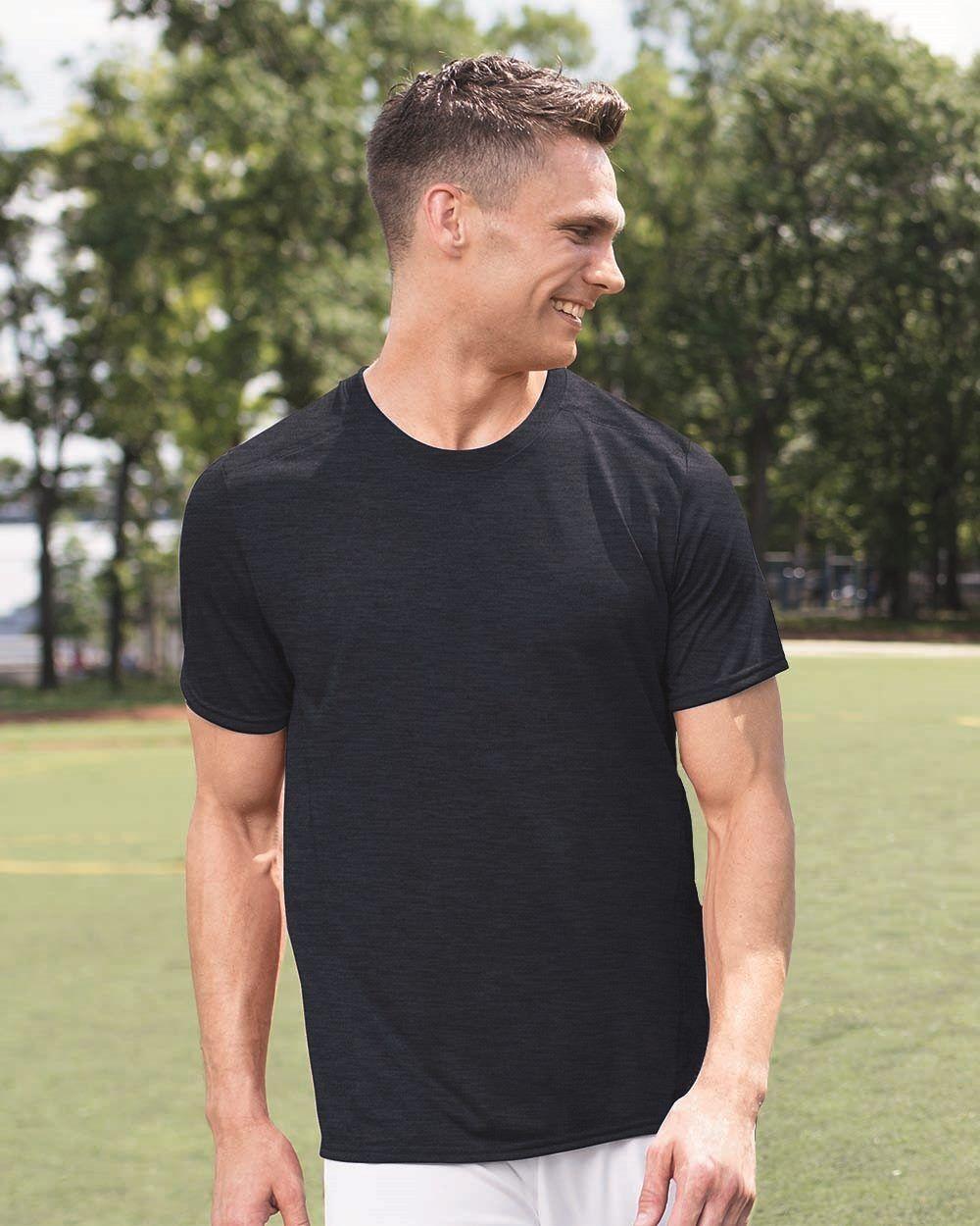 20 Gildan Performance Core Polyester G460 T-hemd Bulk Lot ok to mix S-XL Farbes