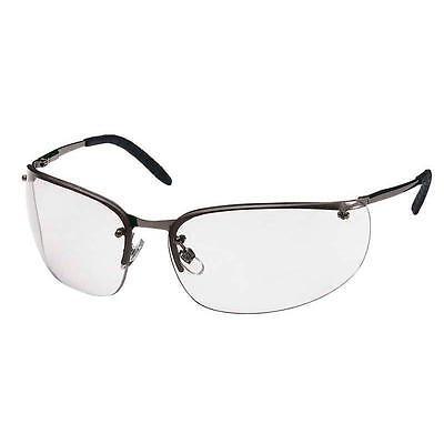 grau-metall Schutzbrille Arbeitsschutzbrille neu uvex winner 9159105 farblos