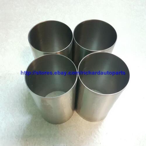 Cylinder Head Liner Sleeves Mitsubishi 4D55 4D56 4D55T 4D56T Semi-Finished