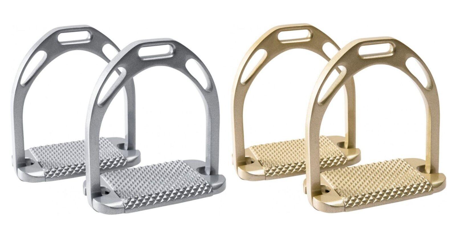 (Ekkia) Feeling  Large Pro Pro Pro  Steigbügel Aluminium, 12,5cm  | Mode-Muster  | Clearance Sale  1f7c71