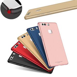 De-Lujo-Ultra-Delgada-Suave-PC-duro-caso-cubierta-trasera-para-iPhone-HUAWEI-XIAOMI