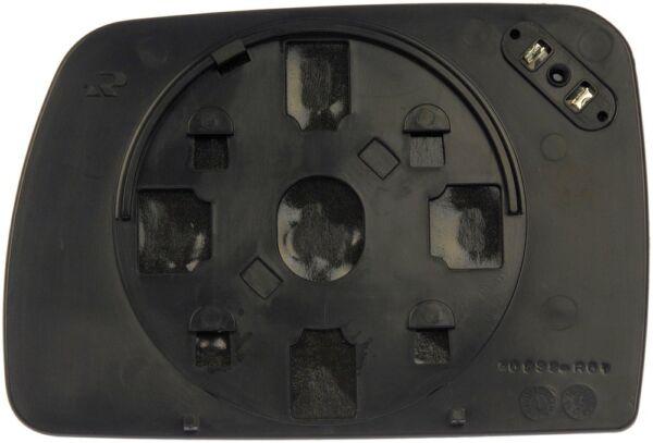 Door Mirror Glass Right Dorman 56851 fits 00-06 BMW X5