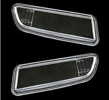 MAZDA 3 SPORT FOG LAMP LIGHT GLASS LEFT+RIGHT 2007-2009 (LH+RH)