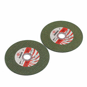 25Pcs 5inch Resin Cutter Disc Metal Cut Off Grinding Wheel For Angle Grinder