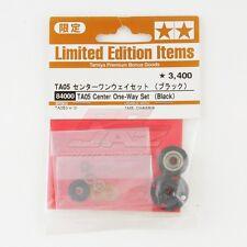 Tamiya 84000 RC TA05 Aluminum Center One-Way Set 53841 Black Special Version