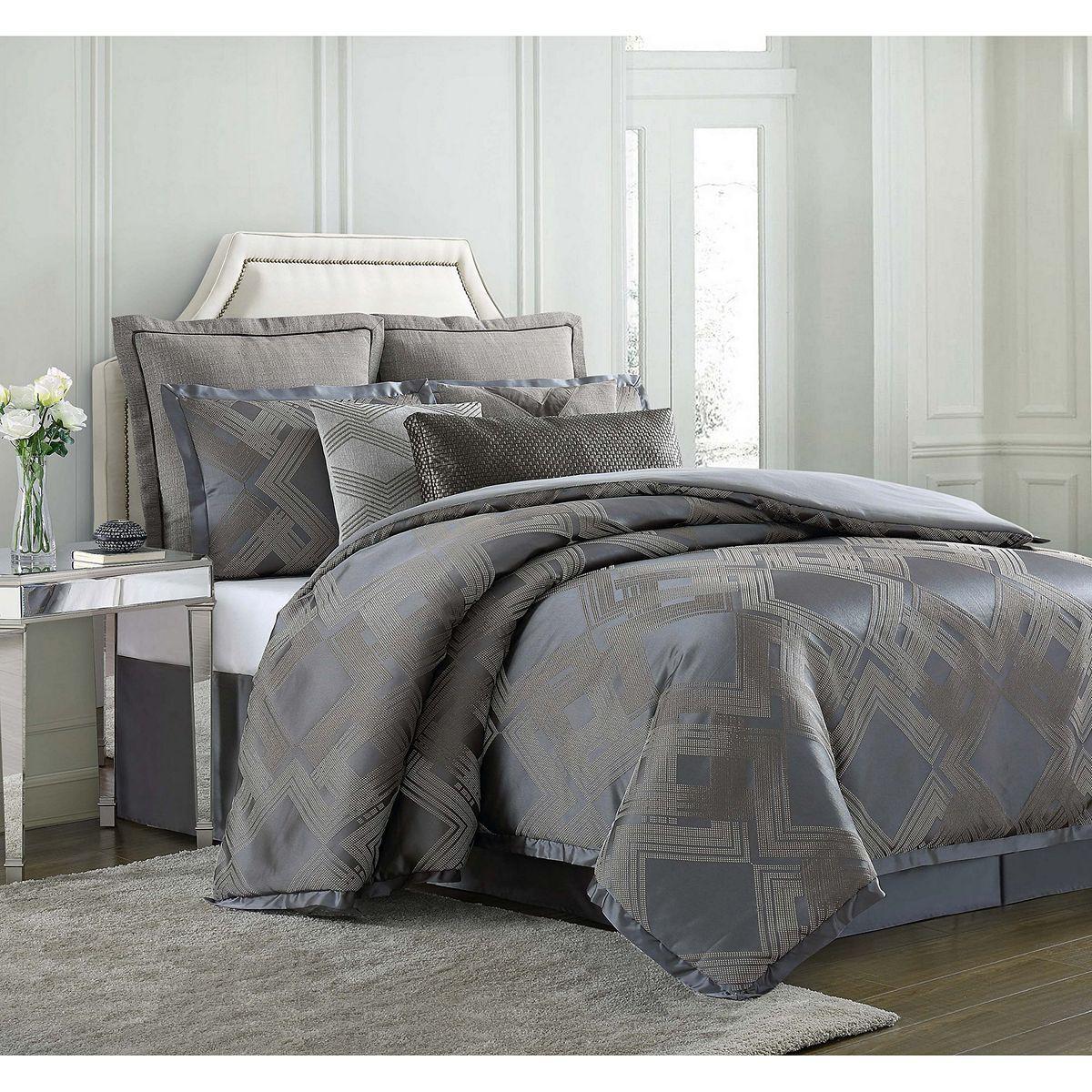 CHARISMA EMPORIO Cal King Luxury Comforter set ( 600 Value    )