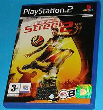 Fifa Street 2 - Sony Playstation 2 PS2 - PAL