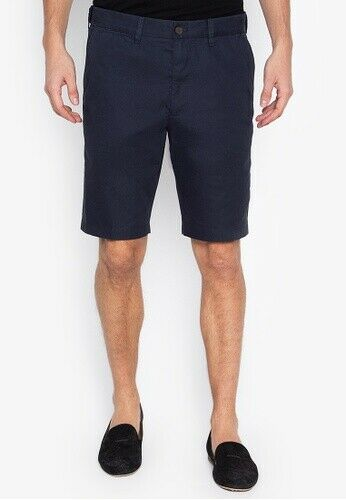 """Marks /& Spencer m/&s Homme Super Léger Coton Chino Navy Short 42/"""" 44/"""" 46/"""""""