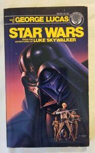 george lucas star wars from the adventures of luke skywalker 1st edition 1976 | ebay