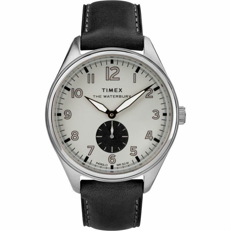Timex The Waterbury Quartz Movement Grey Dial Men's Watches TW2R88900 | Ebay