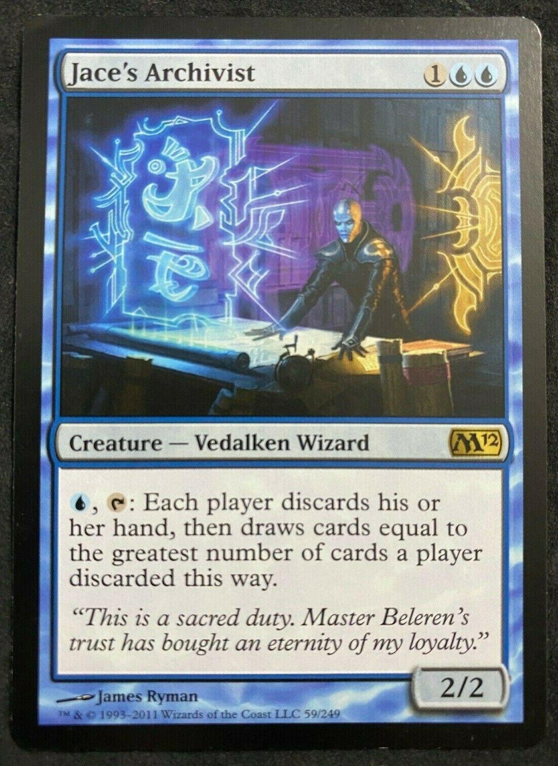 MTG Magic 2012 Magic The Gathering Single Cards
