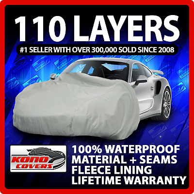 100/% Waterproof 100/% Breathable CHRYSLER 300 SERIES 2011-2016 CAR COVER