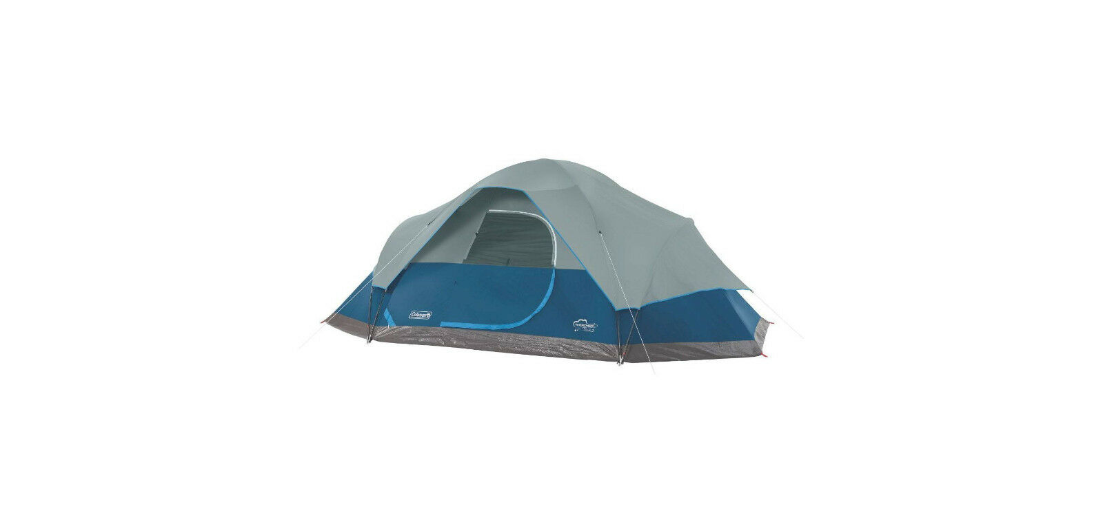 Coleman  Oasis 8-Person Dome Tent - bluee